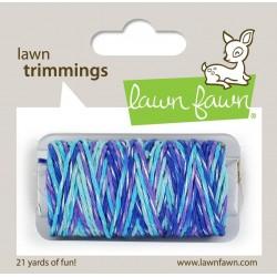 LAWN FAWN mermaids lagoon sparkle cord