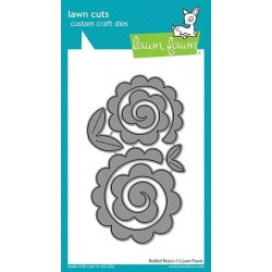 LAWN FAWN CUTS ROLLED ROSES