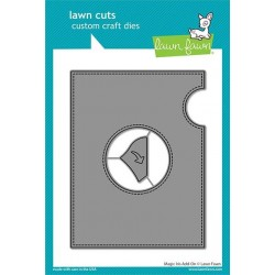 LAWN FAWN MAGIC IRIS ADD-ON