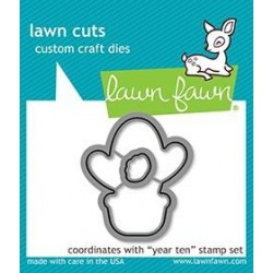 LAWN FAWN CUTS YEAR TEN