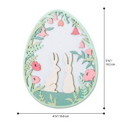 SIZZIX THINNLITS LAYERED SPRING - SOPHIE GUILAR