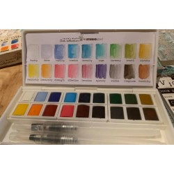 Studio Light • Watercolor  Set Jenine's Mindful Art collection