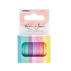 Studio Light Washi tape Karin Joan Blooming Coll. nr.01 WASHIKJ01