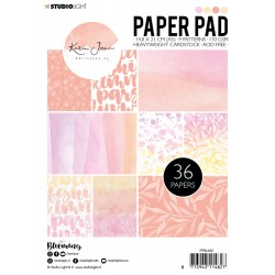 STUDIO LIGHT KARIN JOAN PAPER PAD BLOOMING COLLECTION 02