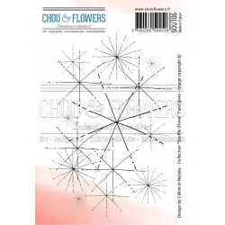 CHOU & FLOWERS CLING FOND GIVRE
