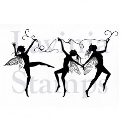 Lavinia Stamps DANCING TILL DAWN