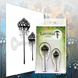 Lavinia Stamps MUSHROOM LANTERN SET