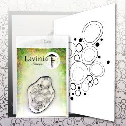 Lavinia Stamps BLUE ORBS