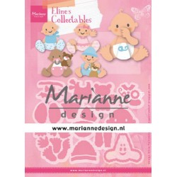 MARIANNE DESIGN COLLECTABLES ELINE'S BABY