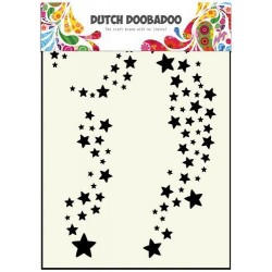 Dutch Doobadoo STENCIL MASK ART STARS A6
