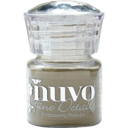 NUVO EMBOSSIING POWDER FINE DETAIL GOLD