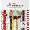 ECHO PARK PAPER REMEMBER THE MAGIC PAPER PAD 15x15cm