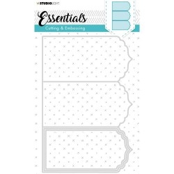 Studio Light • Embossing die ESSENTIALS 253