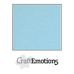 Linen Cardstock LIGHT BLUE