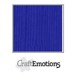 Linen Cardstock COBALT BLUE