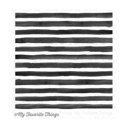 BACKGROUND CLING WATERCOLOR STRIPES