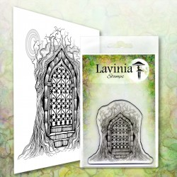 Lavinia Stamps FOREST TEMPLE