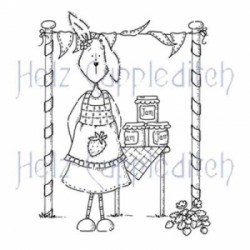 HELZ CUPPLEDITCH LOOPY LOPS STRAWBERRY FAIR, CLEAR STAMP
