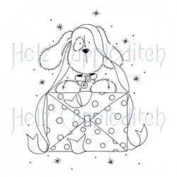 HELZ CUPPLEDITCH RUFFLES A PRESENT FOR YOU, CLEAR STAMP