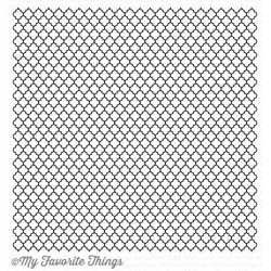 BACKGROUND CLING MOROCCAN LATTICE