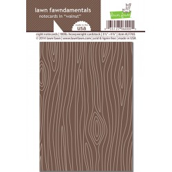 LAWN FAWNDAMENTALS NOTECARDS 8 PCES