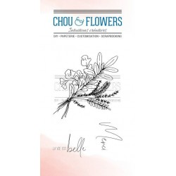 CHOU & FLOWERS TAMPONS CLEAR LES AROMATES