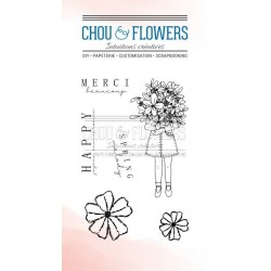 CHOU & FLOWERS TAMPONS CLEAR SPRING MELODY