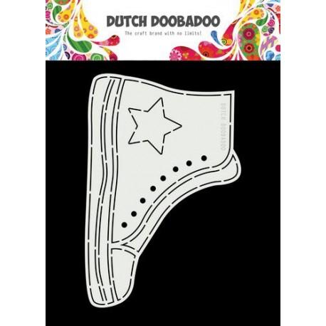 Dutch Doobadoo Card Art A5 Canvas shoe
