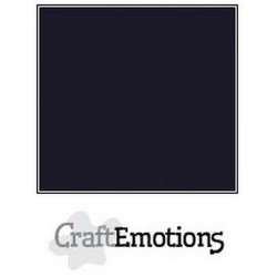 SMOOTH CARDSTOCK BLACK 30,0x30,0cm 250gr