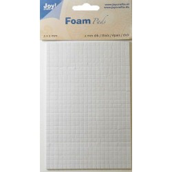 JoyCrafts FOAM PADS 2.0 mm / 5mm