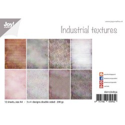 Joy! Crafts Industrial textures Paper set
