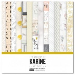 LES ATELIERS DE KARINE - HEY BABY LA COLLECTION PAPIER