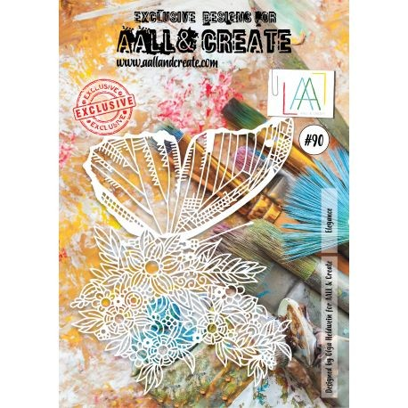 AALL AND CREATE STENCIL - 90