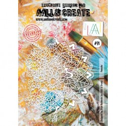 AALL AND CREATE STENCIL - 91