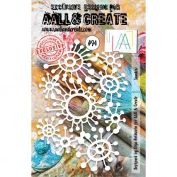 AALL AND CREATE STENCIL - 94