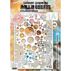 AALL AND CREATE STENCIL - 87