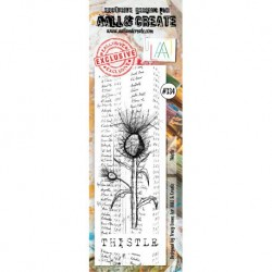 AALL AND CREATE STAMP CLEAR -334