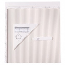 MARTHA STEWART SCORING BOARD 30,5x30.5 cm