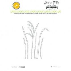 O Jardin -Matrice de découpe Herbes Folles - Mes P'tits Ciseaux