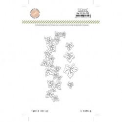 Plume -Matrice de découpe Lierre - Mes P'tits Ciseaux