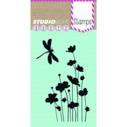 STUDIO LIGHT CLEAR STAMPS 278