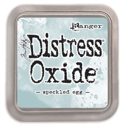 Tim Holtz distress oxide SPECKLED EGG