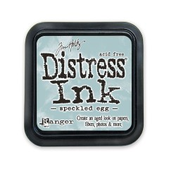 DISTRESS INK SPECKLED EGG