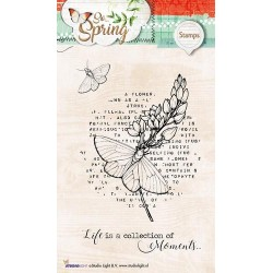 STUDIO LIGHT CLEAR STAMPS SO SPRING 283