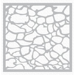 MFT MIX-ABLES PERFECT POOL WATER STENCIL
