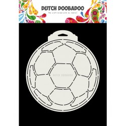 Dutch Doobadoo Card Art SOCCER A5