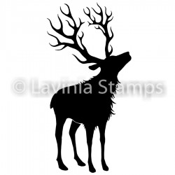 Lavinia Stamps REINDEER SMALL
