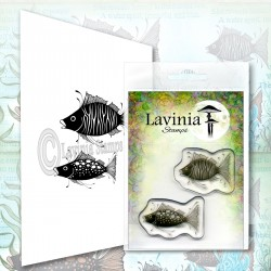 Lavinia Stamps FISH SET