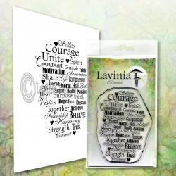 Lavinia Stamps KEEPING FAITH