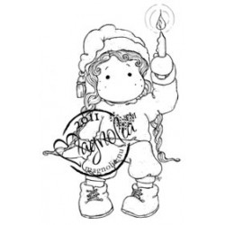 MAGNOLIA SWEET CHRISTMAS - SHINY TILDA